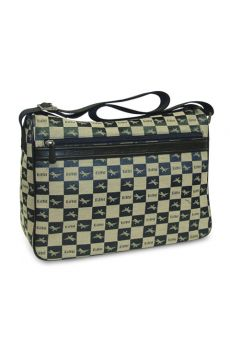 Checkers - Large Messenger Bag