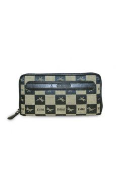 Checkers - Zip-Around Long Wallet