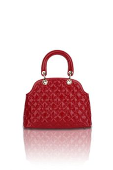 The Zoey Satchel (Red)