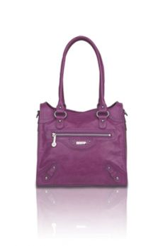 Easy Carrier Bag (Purple)