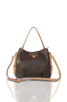 The Cinched Ring Shoulder Bag
