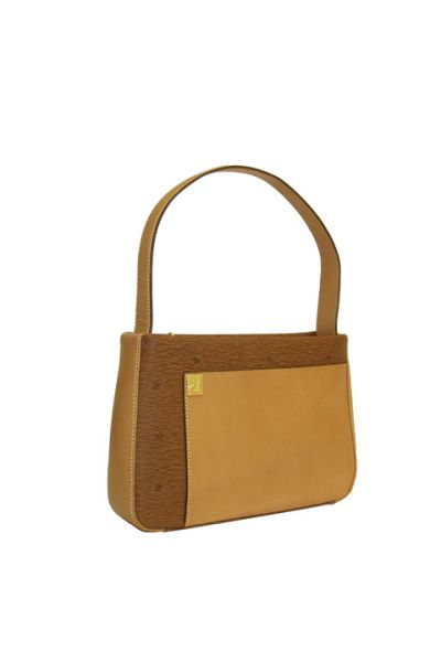Signature - Small Shoulder Handbag