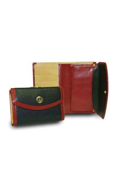 Annie - Medium Clasp Wallet