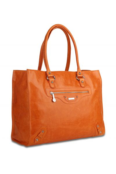 Easy Travel Tote (Orange)