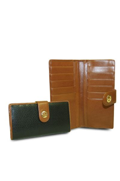 Jackie - Long Wallet w/ Clasp