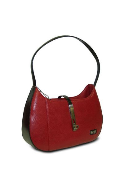 Red-Black - Red Tote