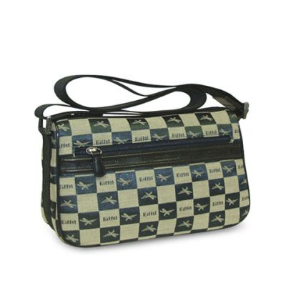 Checkers - Small Messenger Bag
