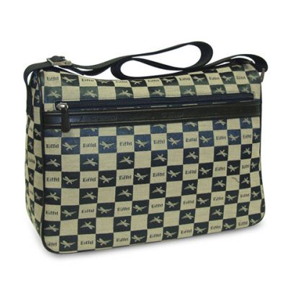 Checkers - Large Messenger Bag
