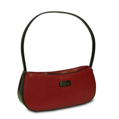 Red-Black - Red Purse