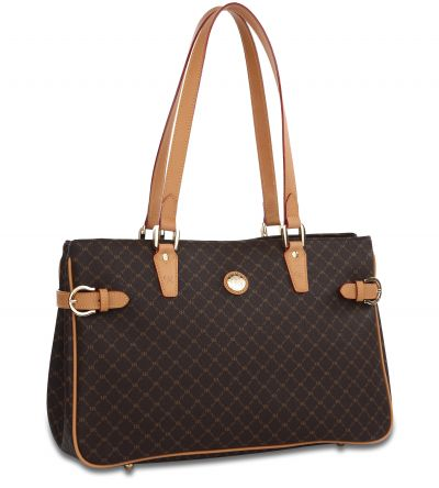 Buckled Tote