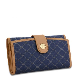 Multi-Fold Button Wallet