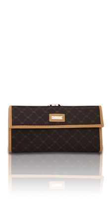 Continental Clasp Wallet