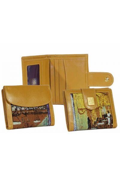 Cafe de Nuit - Wallet