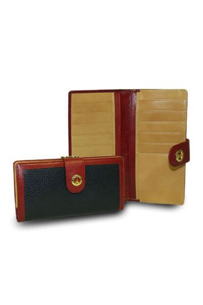 Annie - Long Clasp Wallet