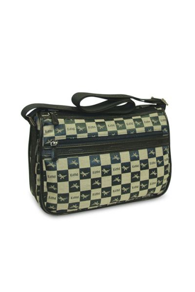 Checkers - Medium Messenger Bag