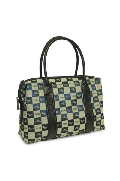 Checkers - Tote Shoulder Handbag