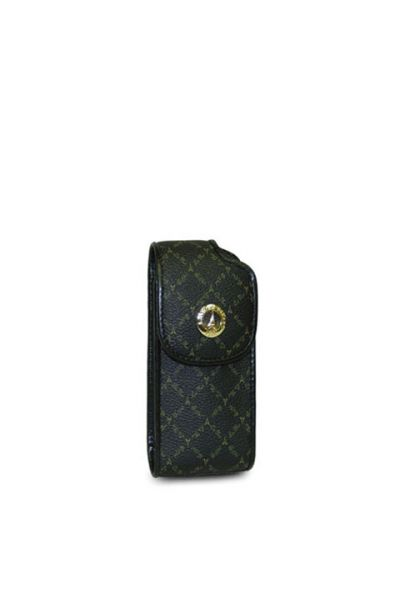 Black - Large Cell Phone Case