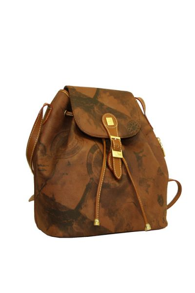 Napoleon - Flap Covered Drawstring Bag