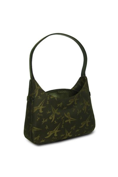 Paris - Round Zipper Hobo