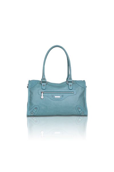 The Model Bag (Teal)