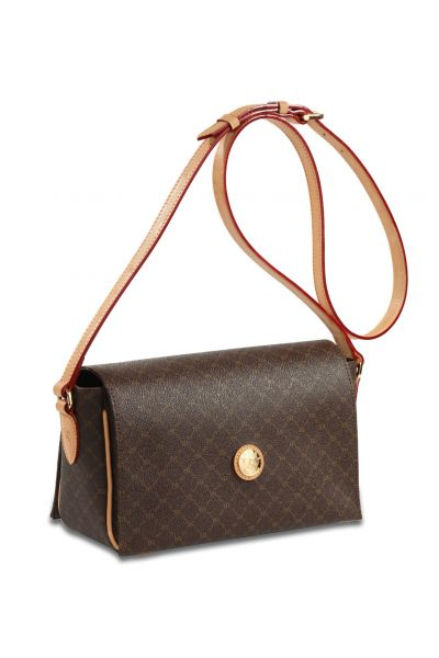 Magnetic Flap Crossbody