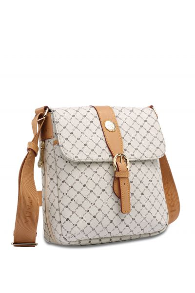 Top Buckle Messenger Bag