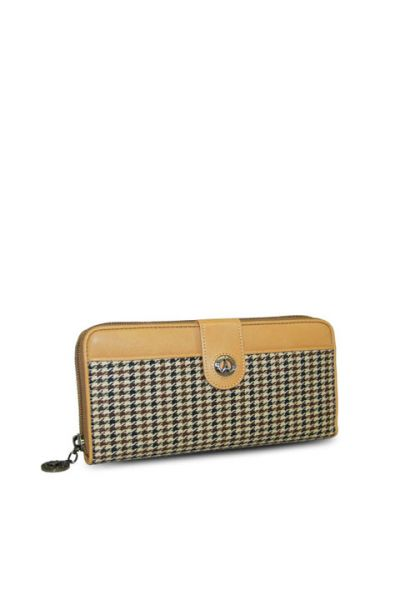 Lillian - Zip-Around Long Wallet