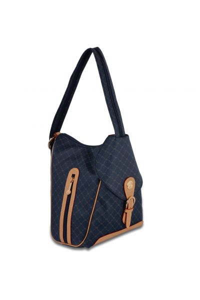 Zipper Strap Backpack