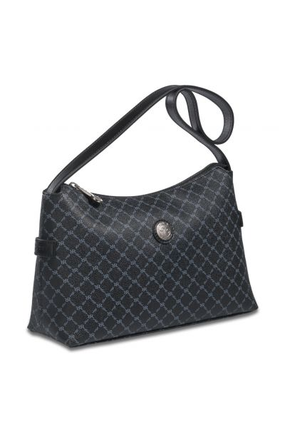 Top Zip Shoulder Bag