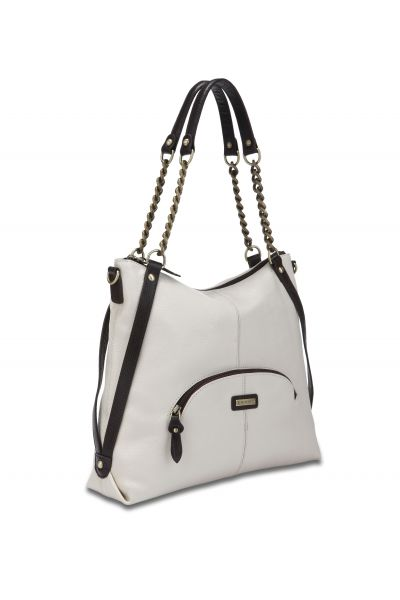 Quadra Chained Tote