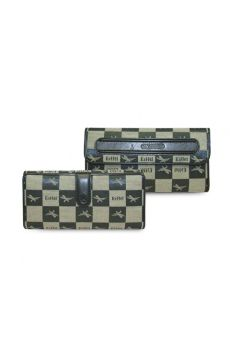 Checkers - Checkbook Wallet