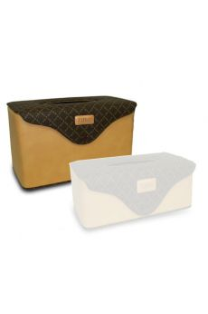 Brown - High Tissue Box Holder