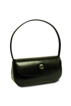 Cute Smooth Leather - Small Flap Bag