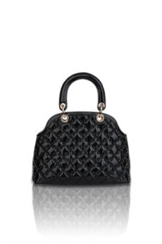 The Zoey Satchel (Black)