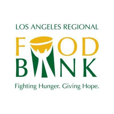 Our January 2020 charity was the LA Food Bank