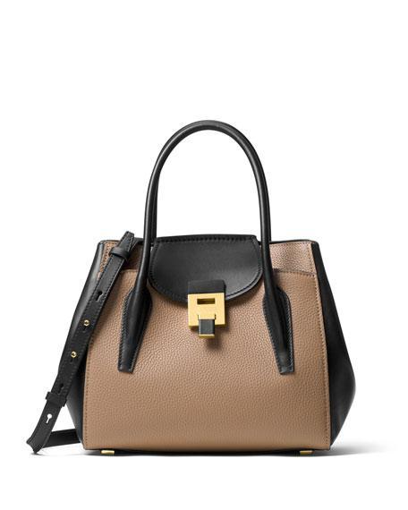 National Treasure Michael Kors Rolls-Out the New Bancroft Bag