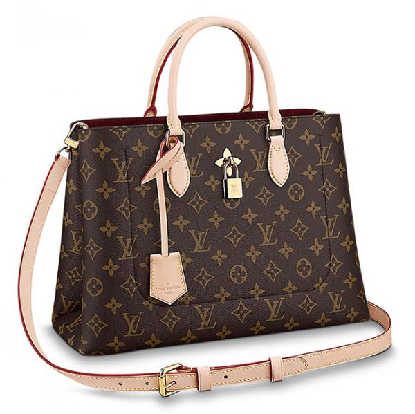 New From Louis Vuitton - The Flower Bag