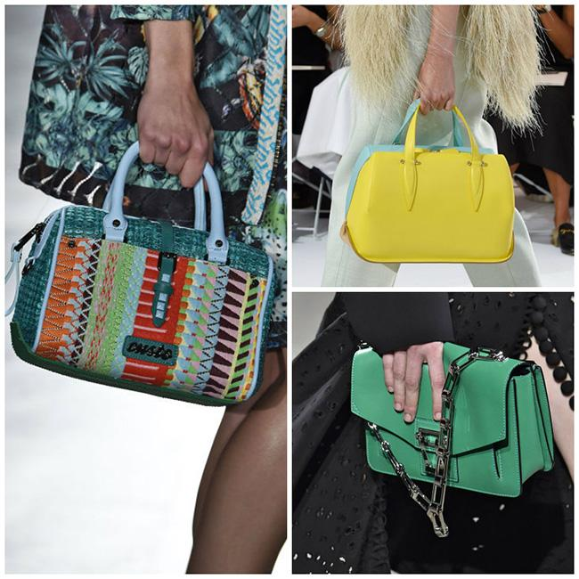 The Pantone Spring 2016 Colors Are Alive And Well In The Handbag World