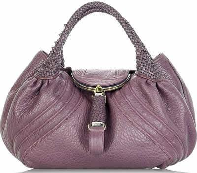 Spotting Counterfeit Handbags: The Fendi Spy Bag