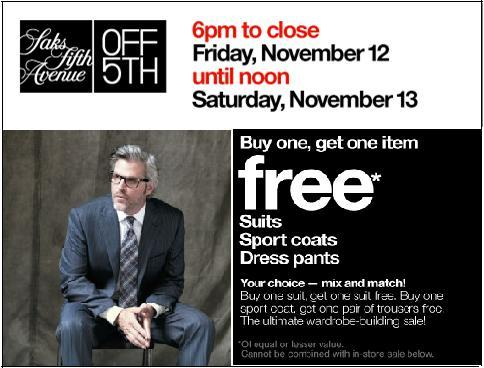 Calling All Men Who Need a New Wardrobe!