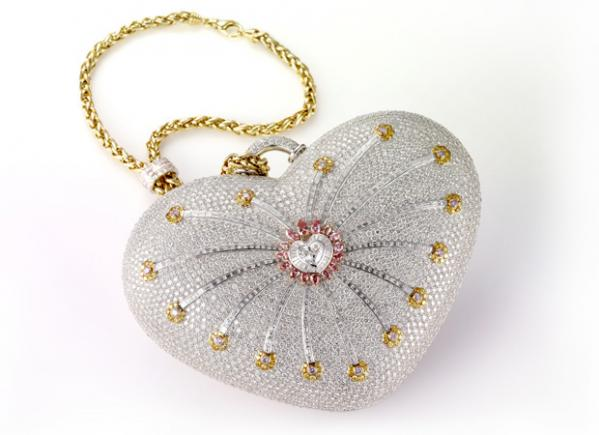 A Look at the World's Most Expensive Purse