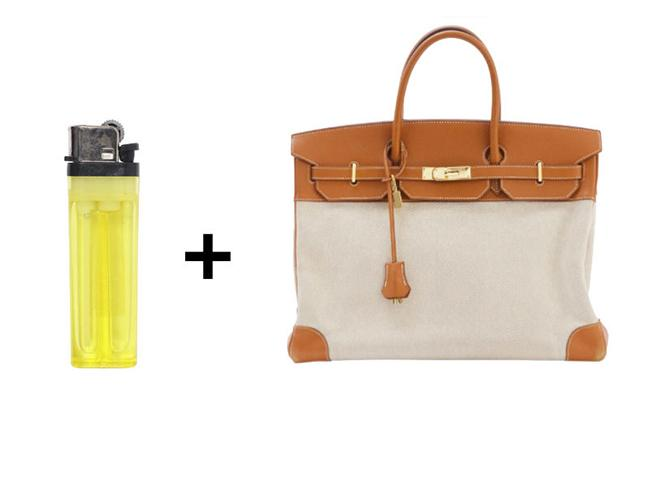 Two Quick Fixes for Warm Weather Handbag Disasters