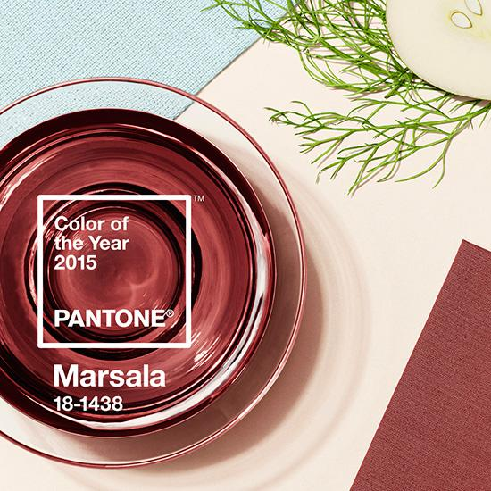 Handbags Under the Influence: The Pantone Color of the Year for 2015