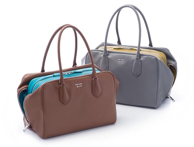 Prada Ups Their Game with the Inside Bag