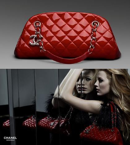 A Chanel Valentine's Day