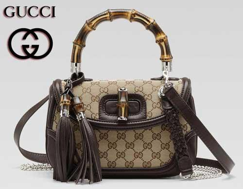 Gucci Bamboo Handbag — Expensive and Ridiculous