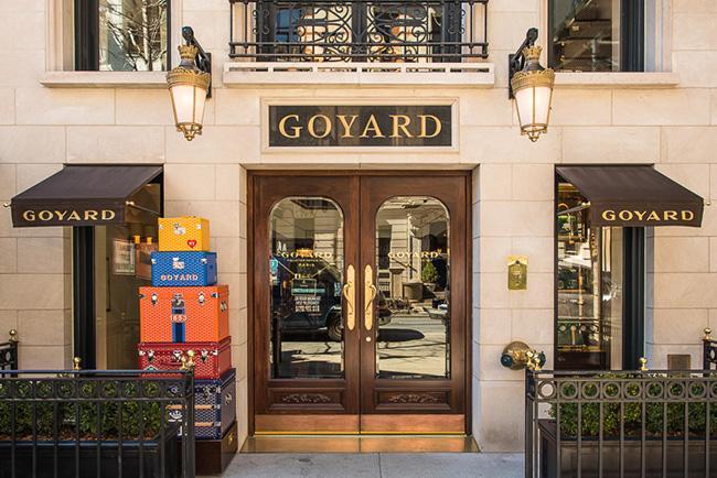 French Design House Goyard Arrives in New York City