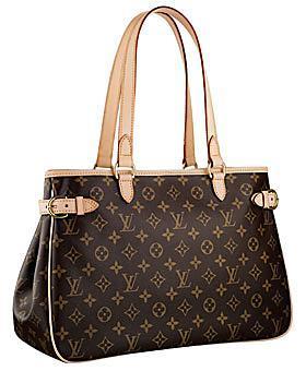 Louis Vuitton Batignolles Horizontal Handbag