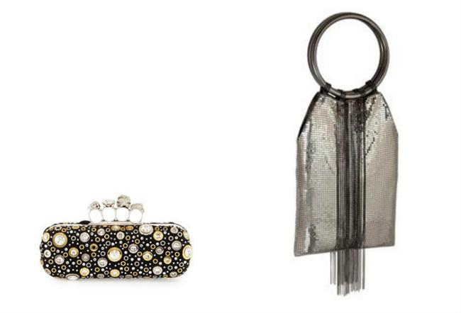 2 Perfectly Glittering Bag Choices To Ring-In The New Year
