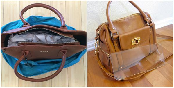 Stay In Shape! Keep Your Leather Handbags from Becoming Overstretched and Saggy